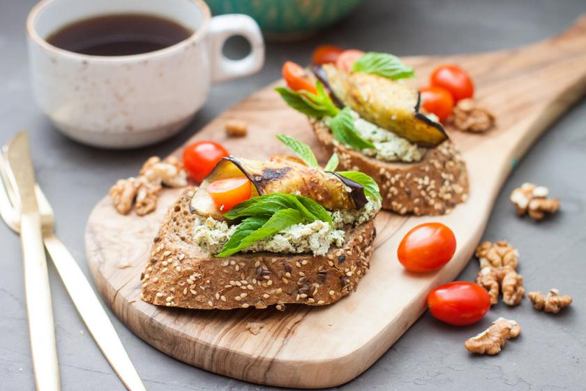 Isteni és laktató: nyolc diétás szendvics 300 kalória alatt