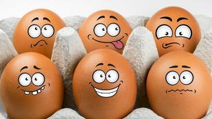 Teszt: így megy a legkönnyebben a tojás hámozása