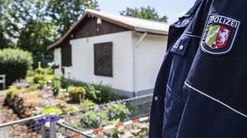 A pedofil képeket látva a német nyomozók is kezelésre szorultak