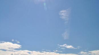 Extrém magas UV-B-sugárzás lesz szerdán