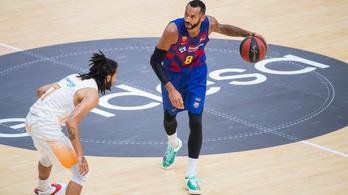 Hanga Ádámék a meccs végén vesztették el a spanyol kosárdöntőt