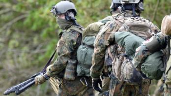 Szélsőjobboldali kötődése miatt feloszlatnak egy német elit alakulatot