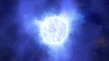 Szőrén-szálán eltűnt az égről egy a Napnál 2,5 milliószor fényesebb csillag