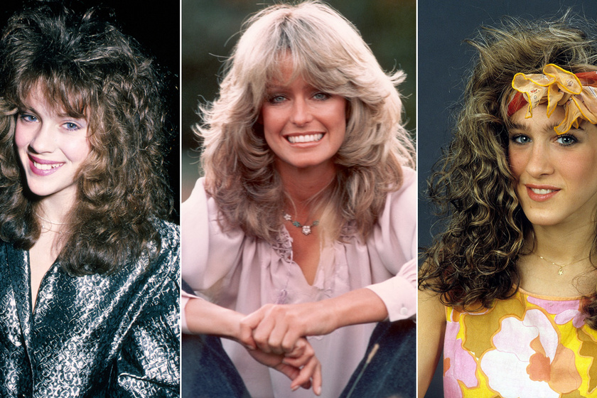 Igen, tényleg ilyet akart mindenki: 12 frizura a '80-as évekből, aminél nem volt divatosabb akkoriban