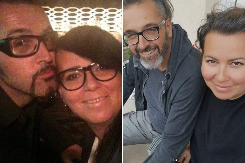 A két felvétel között 13 év telt el, de a rádiós a mai napig úgy rajong feleségéért, mint kapcsolatuk elején.