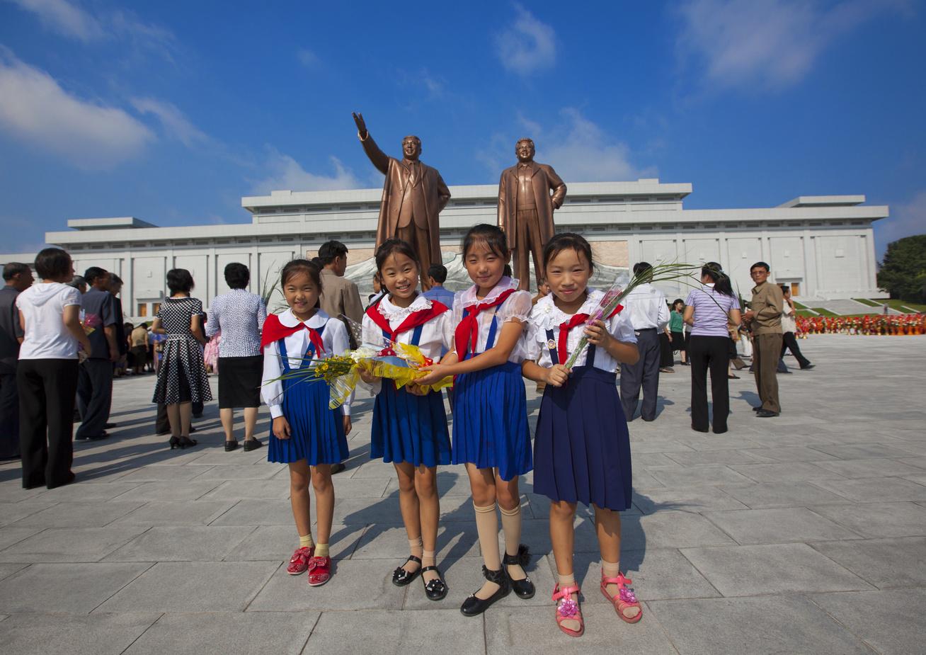 észak-korea-diákok