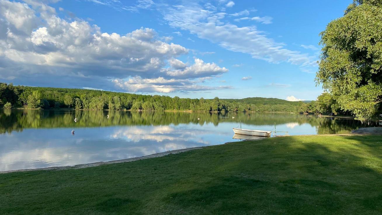 nagyteveli tó