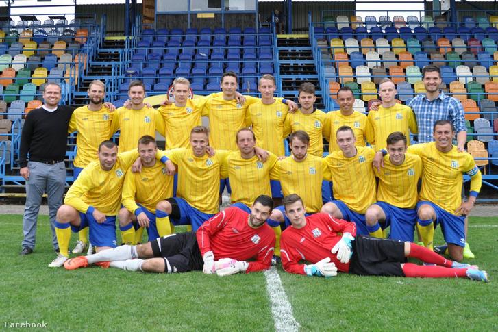 Az FK Chmel Blšany játékosai