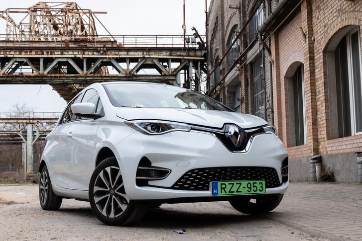 A Renault úgy árazta be a Zoé-t, hogy minden változat a legnagyobb kedvezményre jogosult