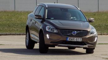 Kétmillió autót hív vissza a Volvo