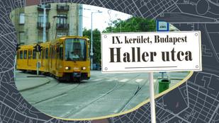 Ki az a Haller, akiről az utcát elnevezték?