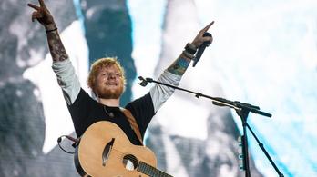 Ed Sheeran, a Rolling Stones és még több tucat zenész az élőzene megmentését követeli a brit kormánytól