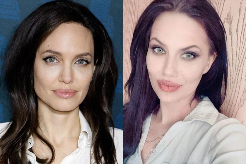 Nem csodálkozunk azon, hogy annyira sokan összetévesztik Melissa Baizent Angelina Jolie-val.