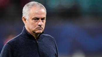 Most azért akadt ki Mourinho, mert nem játszanak elég sűrűn