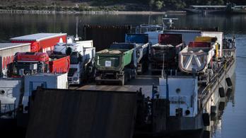 Áprilisban teljesen összeomlott a magyar külkereskedelem