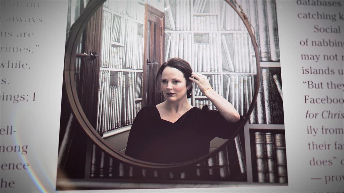 McNamara a dokumentumfilm egyik vágóképén