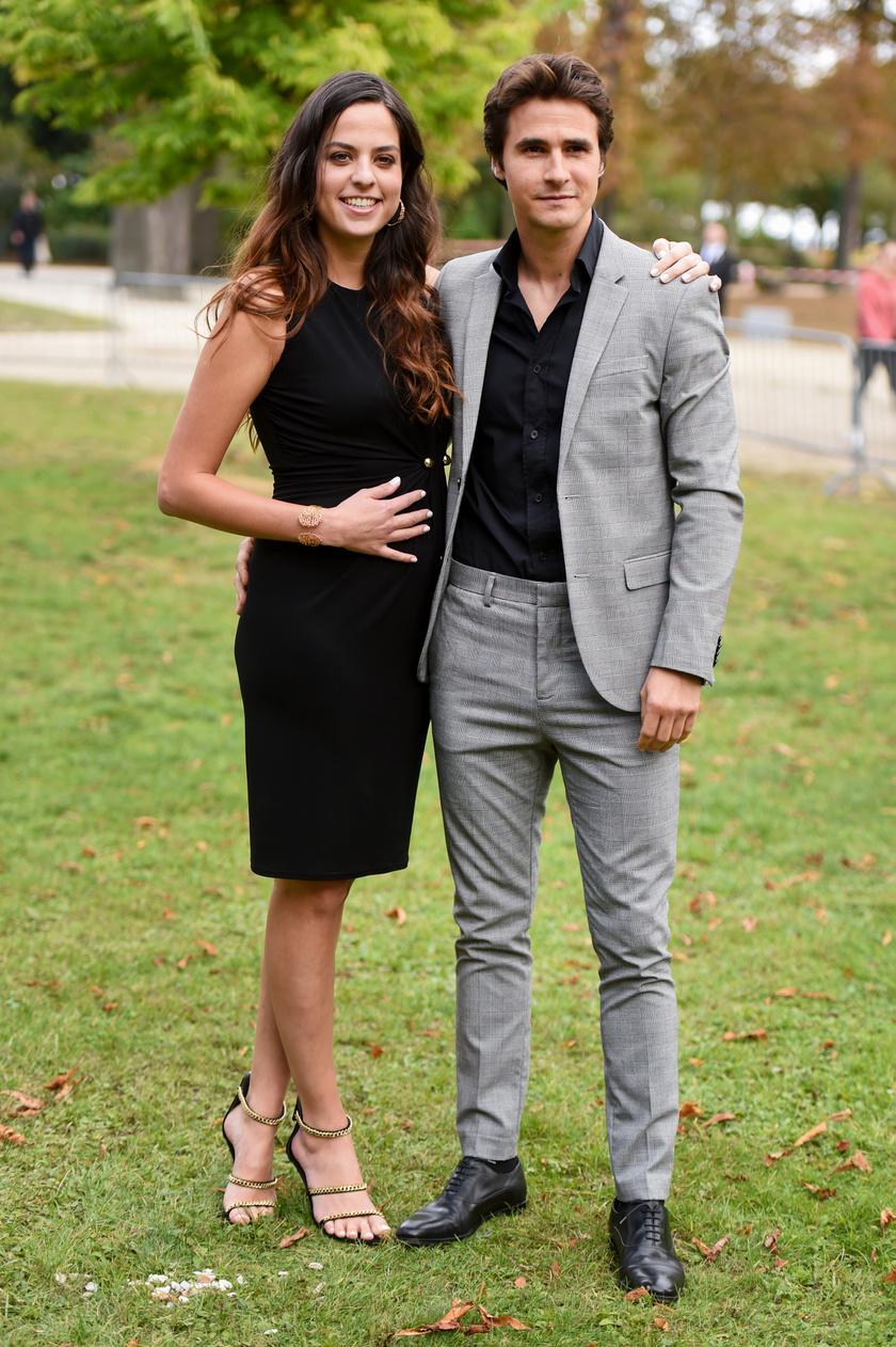Anouchka és Julien gyönyörű párost alkotnak.