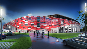 A Bozsik Stadionra 6,6 milliárd, utánpótlásra 2,6 milliárd ment a gazdaságvédelmi alapból