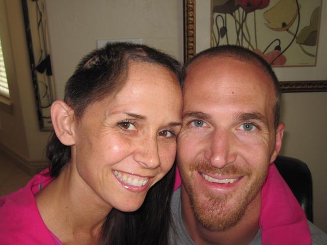 Jamie és férje, Nicholas