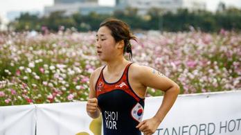 Túletetéssel is büntették az öngyilkosságot elkövető dél-koreai triatlonost