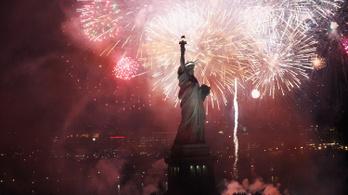 Magas ólomtartalmat mértek az Egyesült Államokban több tűzijáték rakétában
