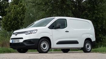 Toyota Proace City Van - 2020.