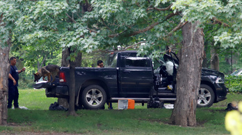 Teherautóval tört be egy fegyveres Justin Trudeau lakhelyére