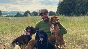 David Beckhamből vidéki földesúr lett, a családja is nagyon élvezi az új életformát
