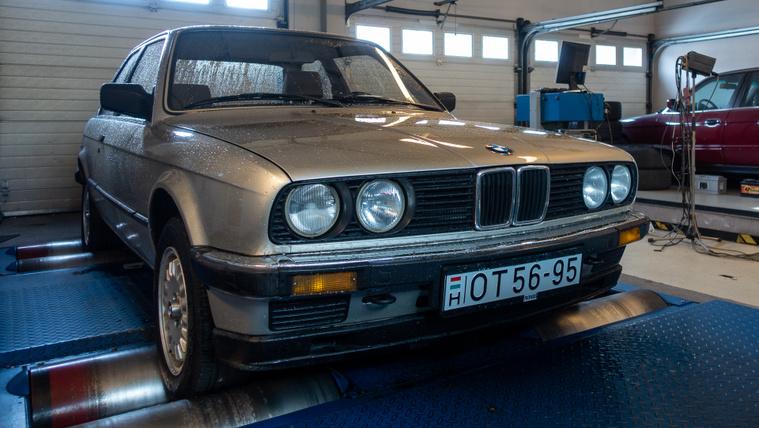 A legkisebb hathengeres BMW