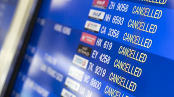 A törölt járatok után járó kártérítések védelmében lép az Európai Bizottság