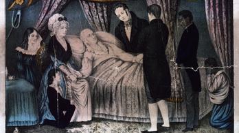 Zombi George Washington lehetett volna az USA harmadik elnöke