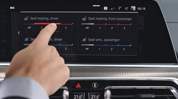 BMW: jön az ülésfűtés-előfizetés?