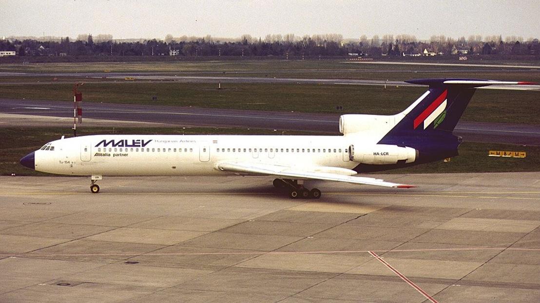 Tupolev Tu-154B-2, Malev - Hungarian Airlines AN0143366