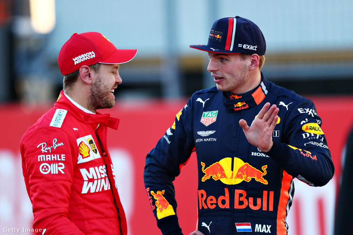 Sebastian Vettel és Max Verstappen, két pilóta, akiktől sokat vár Michelisz Norbert a 2020-as szezonban