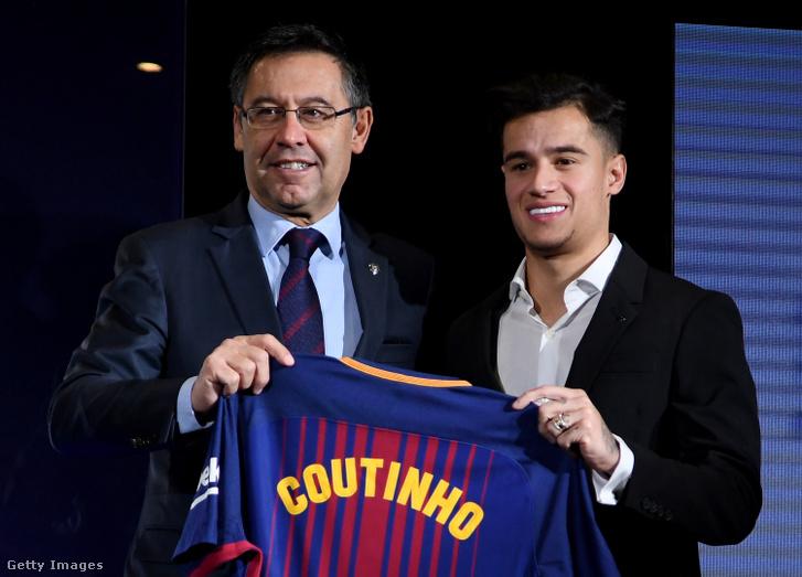 Philippe Coutinho nem váltotta be a hozzáfűzött reményeket