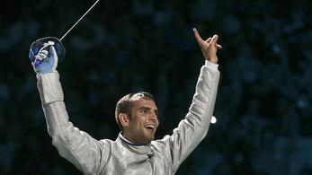 Szilágyi Áron 22 évesen robbant be a londoni olimpián