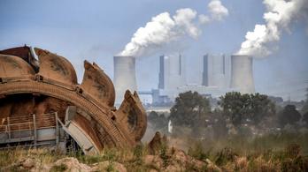 Törvénybe foglalta a német parlament, hogy be kell zárni a szénerőműveket