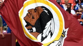 Elgondolkodik a névváltoztatáson a rasszista nevű NFL-csapat
