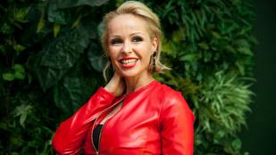 Köllő Babett az egészsége érdekében vált nagyobb kosárméretre