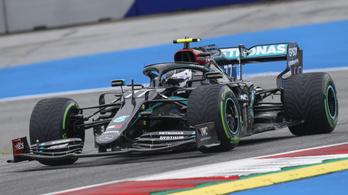 Elutasították a Red Bull óvását, szabályos a Mercedes kormányműve