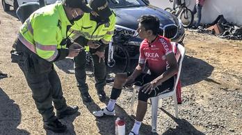 Edzés közben ütötték el a Giro- és Vuelta-győztes bringást