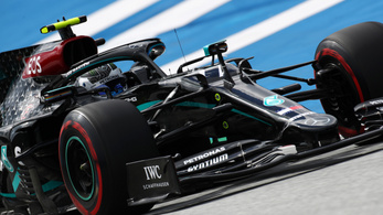Bottas pályacsúccsal nyitotta a szezont, Vettel elvérzett, csak a 11. az osztrák időmérőn
