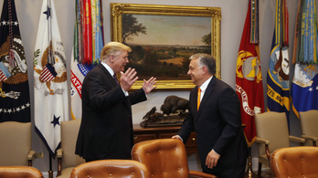 Orbán Viktor levelet írt Donald Trumpnak