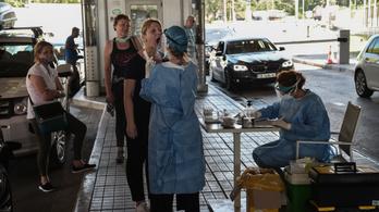 Sok az új beteg Bulgáriában, Szlovénia szigorítja a beutazást