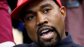 Kanye West bejelentette: elindul az amerikai elnökválasztáson