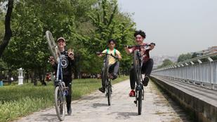 A biciklizést nem lehet elfelejteni. De miért?