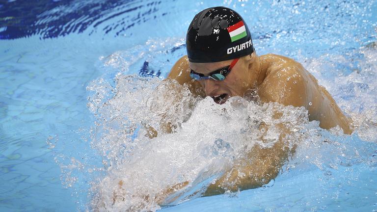 Gyurta az olimpiai döntőben váltott taktikát, és így lett bajnok