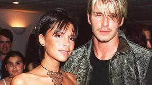 Beckhamék cuki posztokkal ünnepelték 21. házassági évfordulójukat