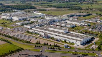 A Daimler eladná franciaországi gyárát