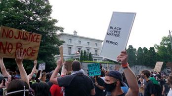 Másodjára nem fogott fegyvert a tüntetőkre a St. Louis-i ügyvédpár